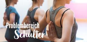 Yoga-Anatomie: Schmerzen in der Schulter