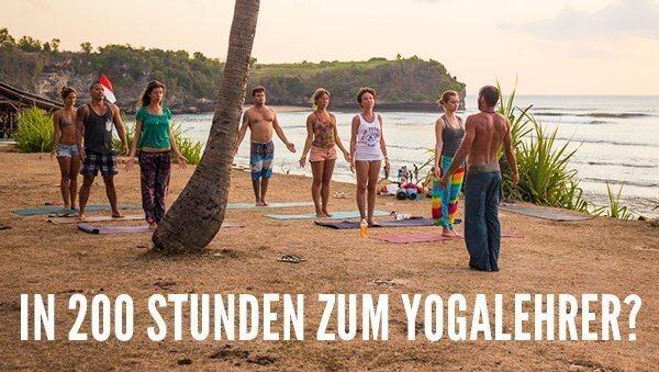 Was taugt eine 200 Stunden Yogalehrer-Ausbildung?
