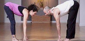 Yogis lieben besser: Irina und Valentin über Liebe