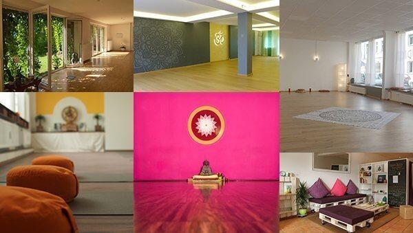 Die besten Yoga-Studios im Ruhrpott & Rheinland