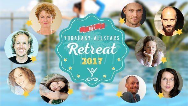 Ziemlich beste Yogis: Das Allstars Retreat 2017