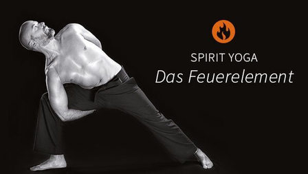 Medium header spirit yoga das feuerelement