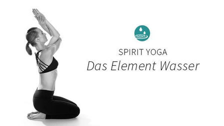 Medium header spirit yoga das element wassert