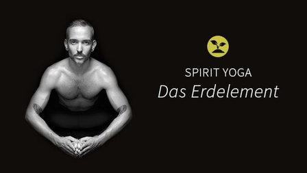 Medium header spirit yoga das erdelement