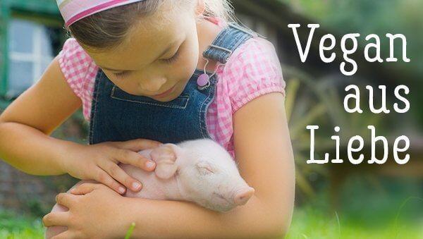 Large header vegan aus liebe