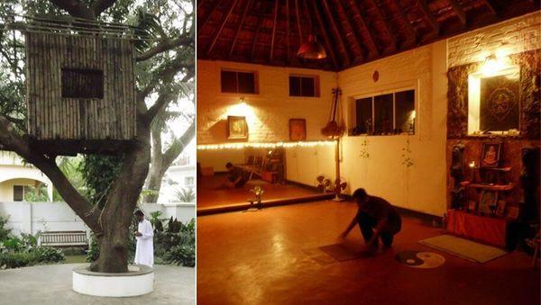 Traum und Realität - Yoga in Indien I