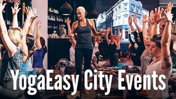 Die YogaEasy City Events: YogaEasy live erleben