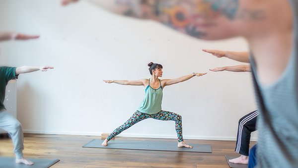 Warum ich Yoga für Männer unterrichte