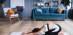 5 Tipps für Anfänger: Yoga zu Hause