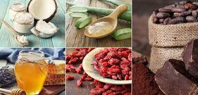 Superfoods für Haut und Haar