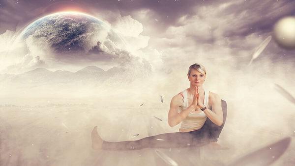 Large yoga sternzeichen is 540528698