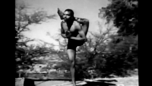 Urvater des modernen Yoga: T. Krichnamacharya