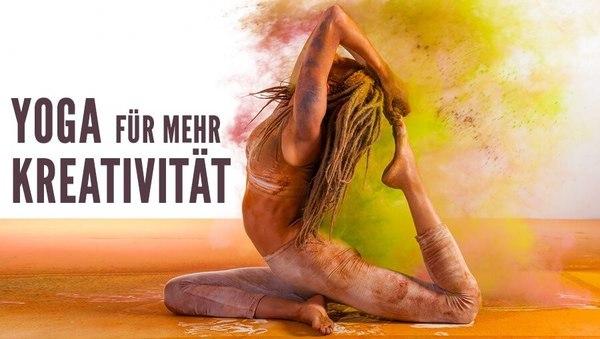 Yoga für mehr Kreativität