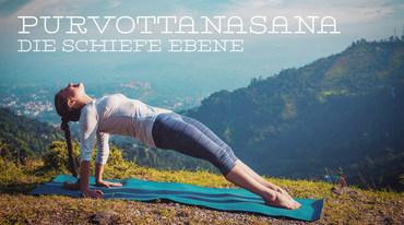 I370 208 yoga purvottasana schiefe ebene