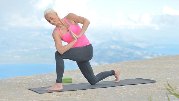 """Patricia Thielemann über ihr neues Buch """"Spirit Yoga"""""""