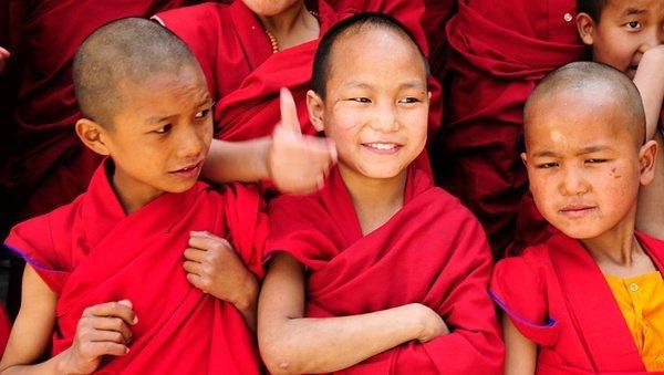 Meditation macht glücklich!