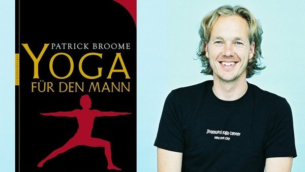 Der Mann und das Yoga: Patrick Broome