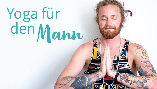 Dream-Team: Der Mann und das Yoga