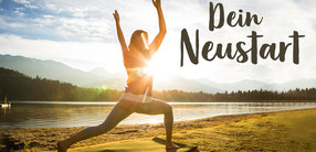 Alles neu mit Yoga: Neues Jahr, neues Glück!