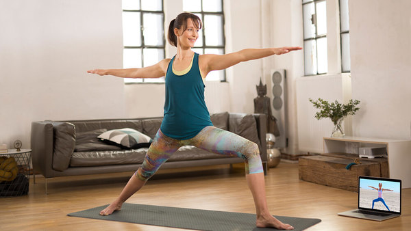 9 Gründe, warum Online-Yoga fantastisch ist