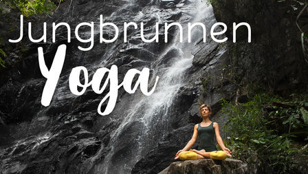 Medium yoga asana jungbrunnen