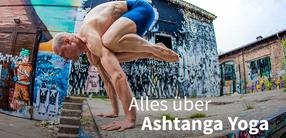 Yogastil-Lexikon: Alles über Ashtanga Yoga