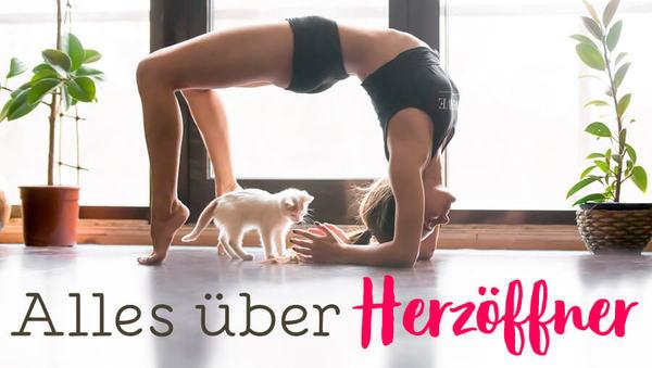Large yoga rueckbeugen