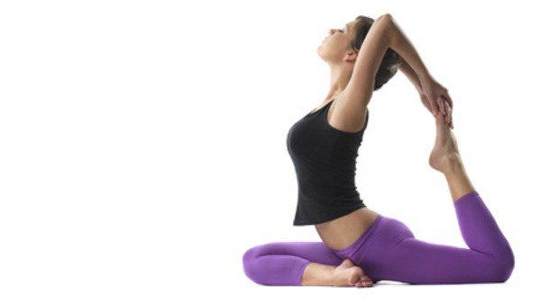 Detox-Yoga für gesunde Schönheit