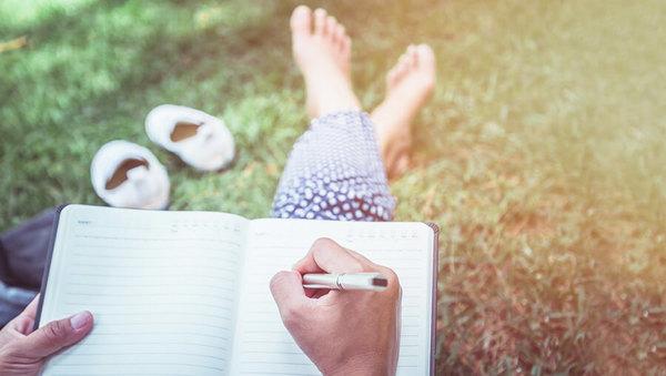 Mit Tagebuch & Bullet Journal achtsamer im Alltag