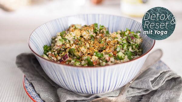Orientalischer Tabouleh-Salat