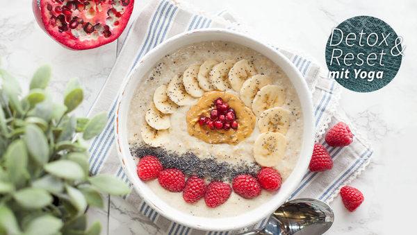Köstliches Bananen-Porridge