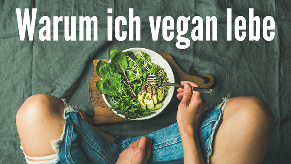 """Gelebtes Ahimsa: """"Ich esse seit 15 Jahren vegan"""""""
