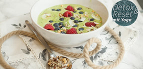 Smoothie Bowl Kraftpaket