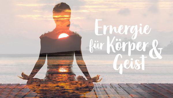 Mit Yoga die Lebensgeister wecken