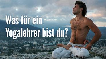 I370 208 yoga lehrer test typ