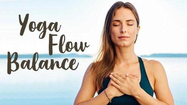20-Minuten-Flow: 10 Asanas für positive Energie