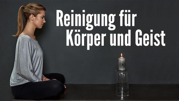 Mouna, Kriyas, Tratak – Yoga-Reinigungsübungen