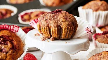 I370 208 himbeer honig muffins