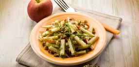 Linsen-Apfel-Salat