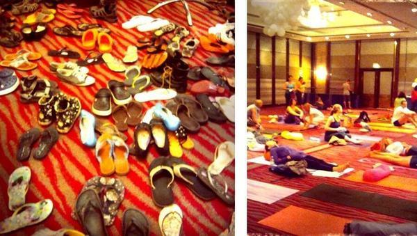 Yoga Conference Köln 2012: Freiheit durch Vielfalt