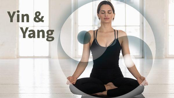 Yin und Yang: Wie du in deine Balance kommst