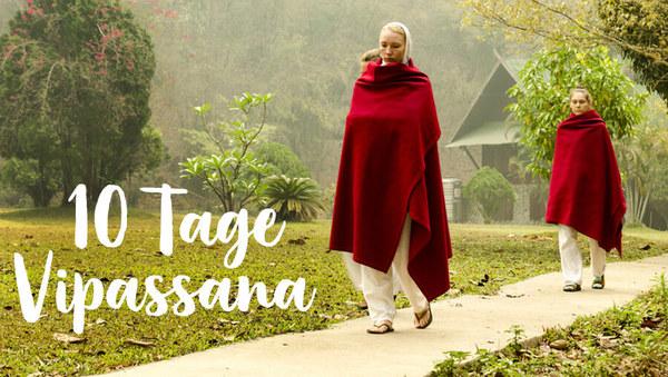 Vipassana-Meditations-Retreat: Erfahrungsbericht