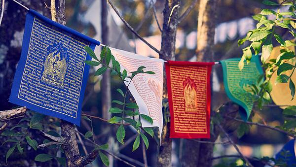 Die Geschichte der Mantras