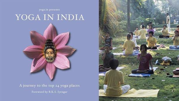 Large yoga indien mag