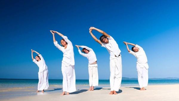 Yoga-Events: Workshops, Retreats, Ferien