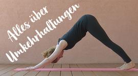 I270 150 artikel umkehrhaltungen yoga schulterstand