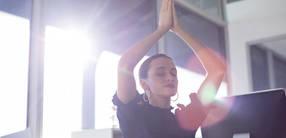 Wie Yoga den Leistungsdruck rausnimmt