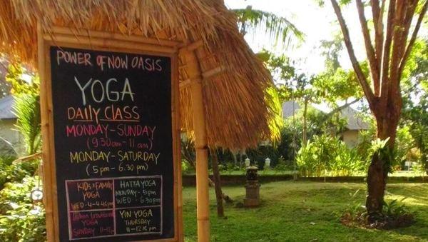Yoga auf Bali – Oase der Erkenntnis