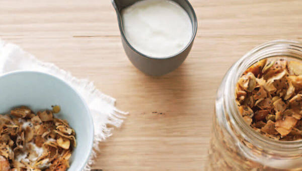 Kokos-Granola Rezepte