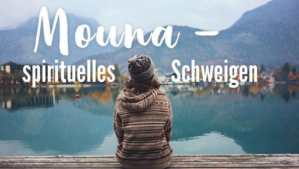 Mouna, das yogische Schweigen